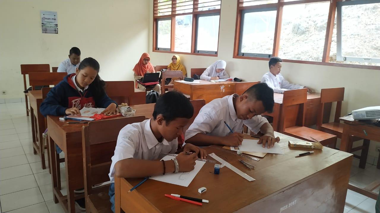 Penjaringan PPMBI SMK Ma'arif 2 Temon Kirimkan 5 Peserta Didiknya